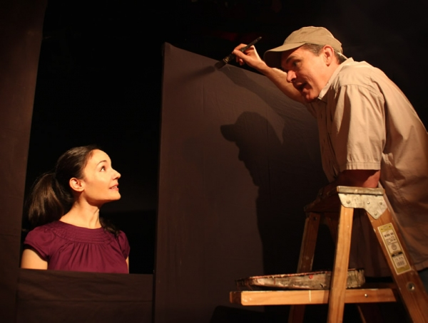 Photo Flash: Playhouse Creatures Page2Stage New Play Festival