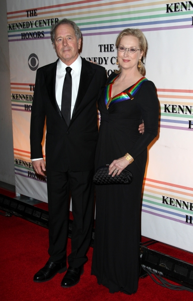 Don Gummer & Meryl Streep  Photo
