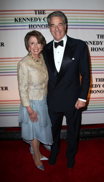 Nancy & Paul Pelosi