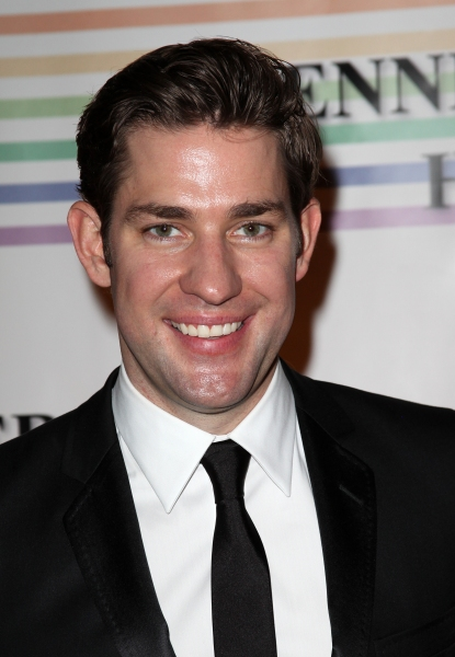 John Krasinski  at Distinguished Guests & Broadway's Best at The Kennedy Center Honors!