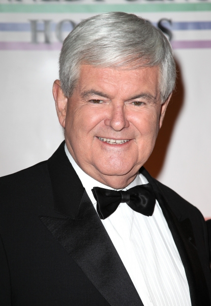 Newt Gingrich at Distinguished Guests & Broadway's Best at The Kennedy Center Honors!