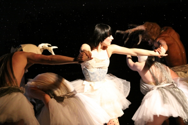 Photo Flash: Company XIV's SNOW WHITE