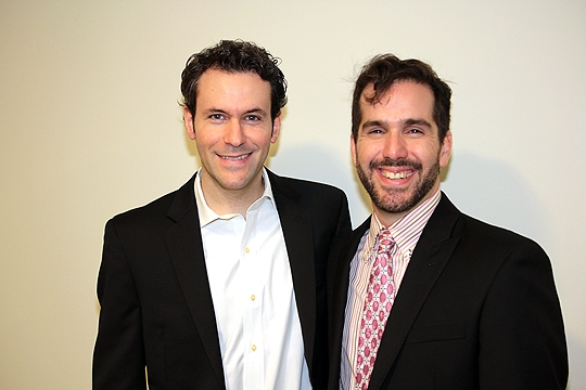 Brad Alexander, Adam Mathias