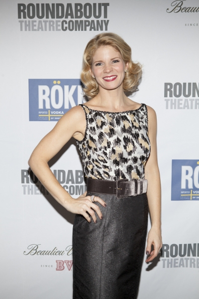 Photo Coverage: Jane Krakowski, Kelli O'Hara, Gavin Creel & More in Roundabout's SHE LOVES ME Benefit!