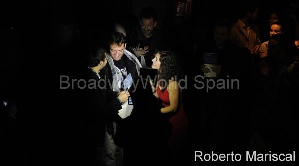 Miguel Antelo, Sergi Albert y Laura Pelaez Photo