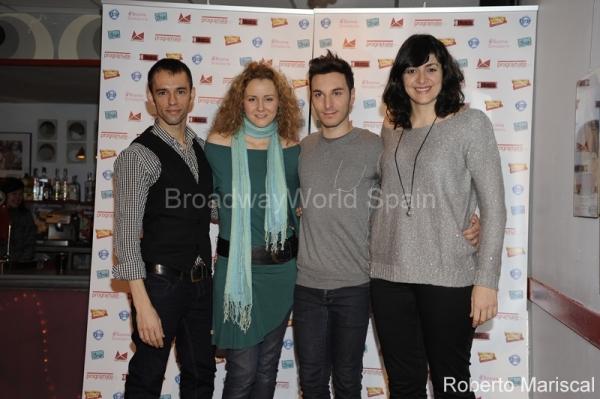 PHOTO FLASH: Llegada de Invitados a los BWW Spain Awards 2011