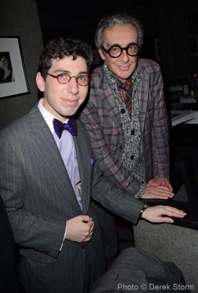 Aaron Weinstein, Robert Richards Photo
