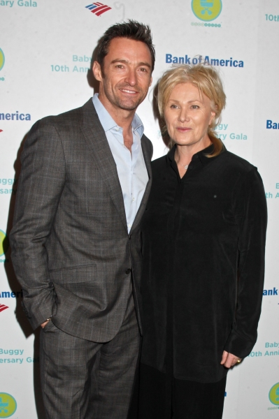 Photo Flash: Hugh Jackman, Jerry Seinfeld, et al. at 2011 Baby Buggy Gala
