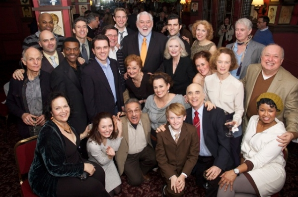 Photo Flash: THE MAN WHO CAME TO DINNER Opening Night