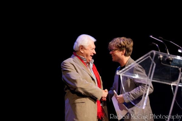 Paul Elliott and Ted Dykstra