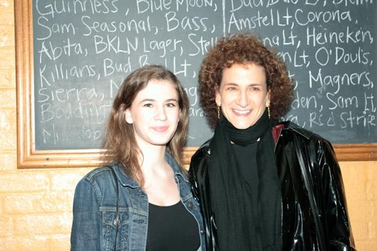 Natasha Katz, Gemma at Broadway-Bound ONCE Opens at New York Theatre Workshop!