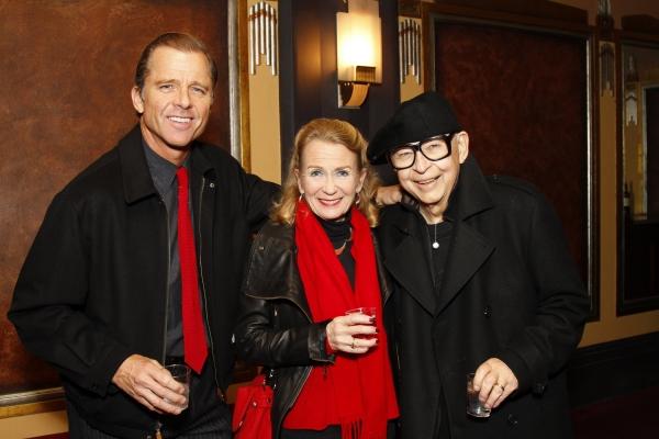 Maxwell Caulfield, Juliet Mills & Dale Olson