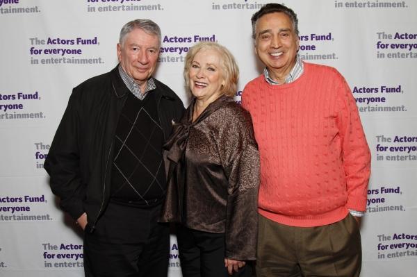 Martin Wiviott, Betty Buckley & John Bowab Photo