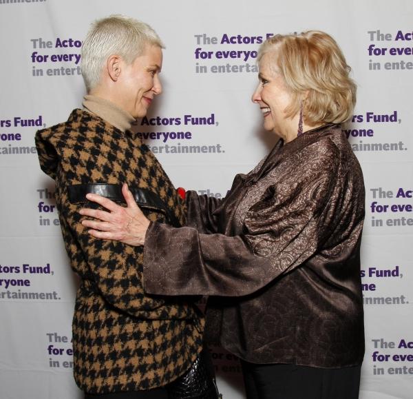 Patricia Kelly & Betty Buckley Photo