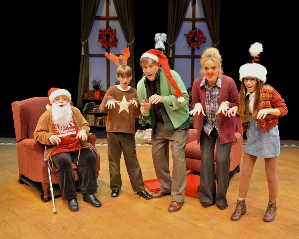 Photo Flash: Home For The Holidays at WBT