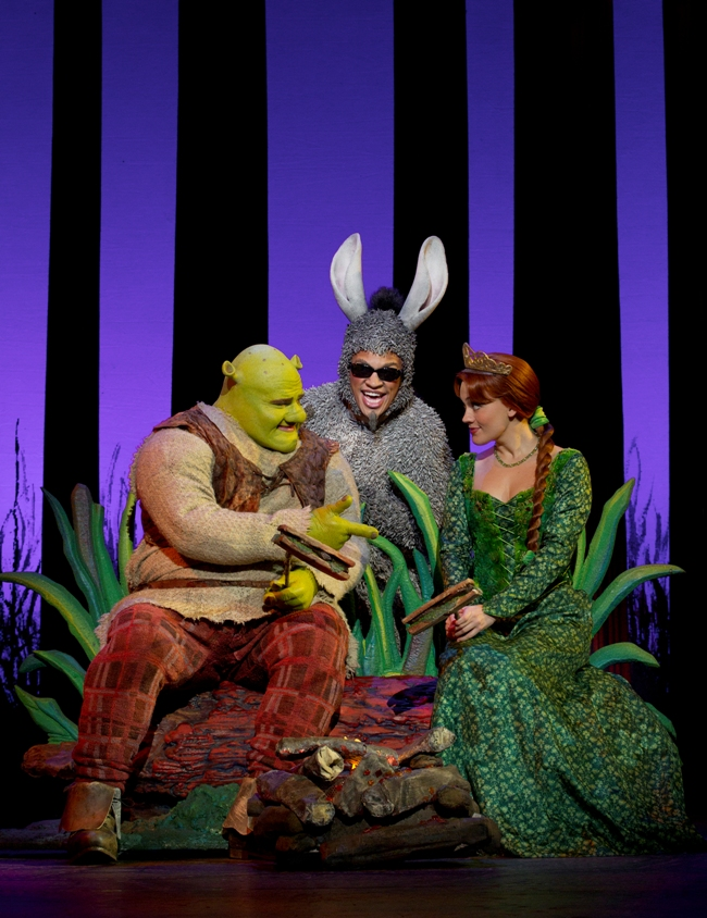 SHREK THE MUSICAL  A Family Treat An Ogre Could Love