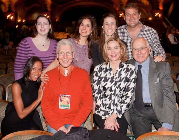 Photo Coverage: Broadway Unites for 2011 GYPSY OF THE YEAR - Part One