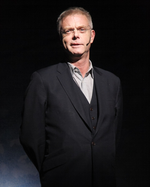 Stephen Daldry at Broadway Unites for 2011 GYPSY OF THE YEAR! Part Two