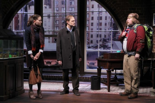 Photo Flash: First Look at David Hyde Pierce in CLOSE UP SPACE