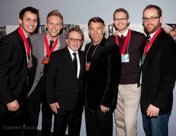 Benj Pasek,Justin Paul, Paul Williams, Stephen Schwartz,Michael Kooman, Christopher Dimond