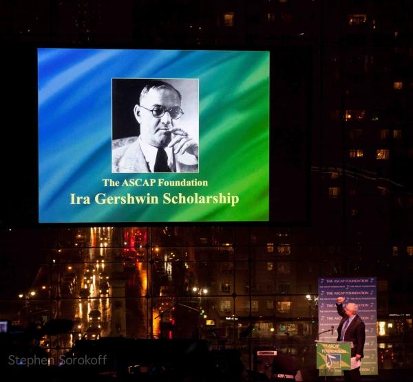 Robert Kimball & Ira Gershwin Photo