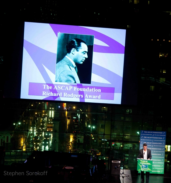 Photos: ASCAP Foundation Honors Stephen Schwartz with Richard Rodgers Award