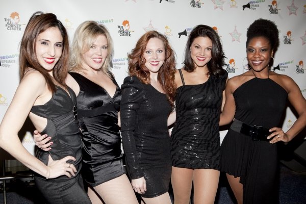 Photo Coverage: Broadway Speaks Out Honors Sonja Morgan at A Very MARY Holiday Gala