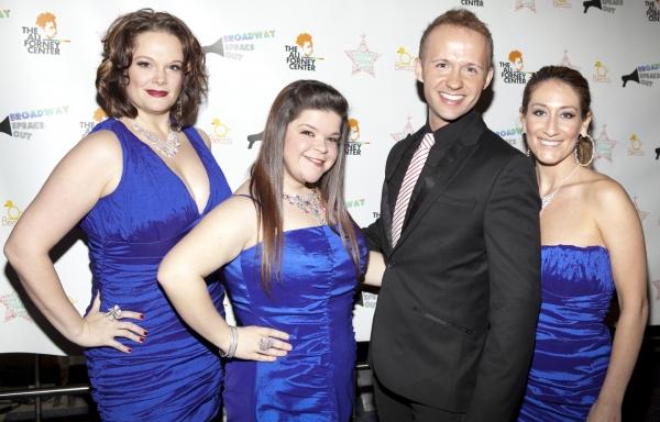Jennifer McGill, Marissa Rosen, Marty Thomas and Kelly King