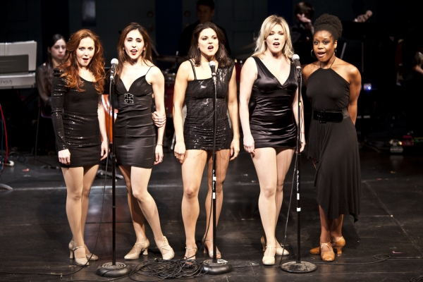 The Broadway Dolls