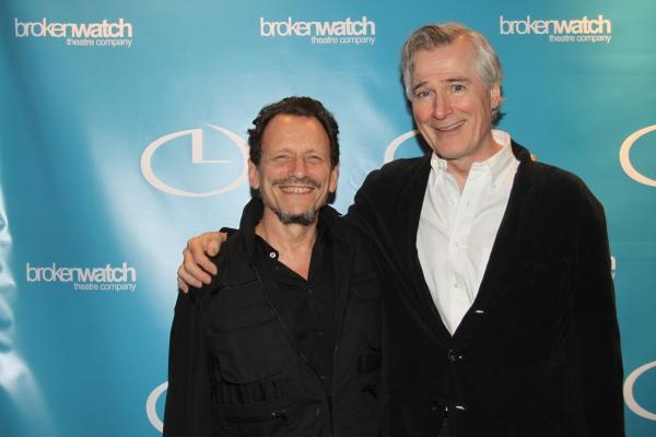 Photo Coverage: Broken Watch Opens Michael Weller's SEX GOOD, MONEY BAD