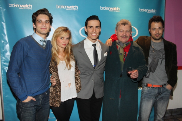 Photo Coverage: Broken Watch Opens Michael Weller's SEX GOOD, MONEY BAD