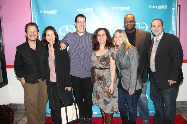 Michael Weller, Teresa Goding, Drew DeCorleto, Stephanie Klappper, Jill Simon, Terry Jackson and Joe Trentacosta