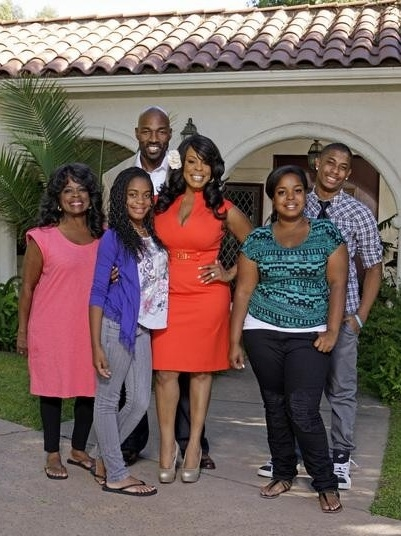 Jay Tucker, Niecy Nash & Family