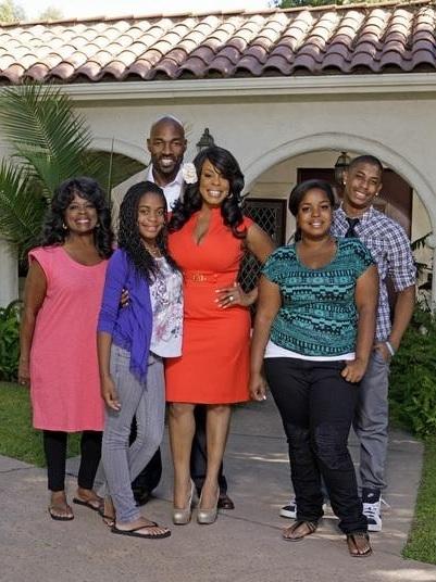 Jay Tucker, Niecy Nash & Family