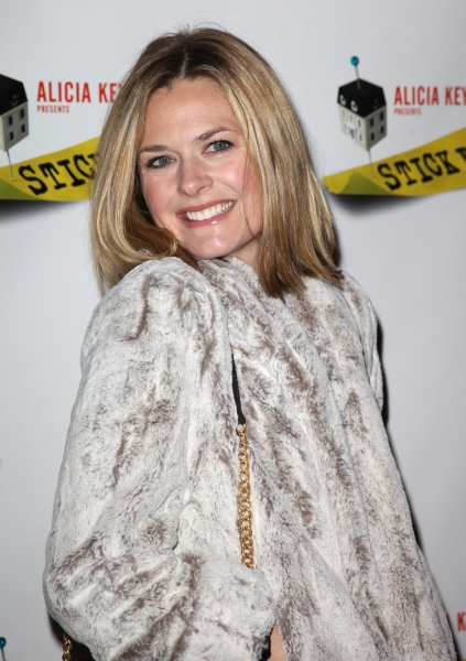 Photo Coverage: STICK FLY Starry Theatre Arrivals!
