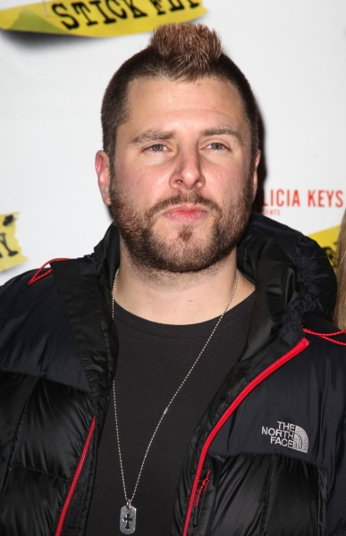 James Roday   at STICK FLY Starry Theatre Arrivals!
