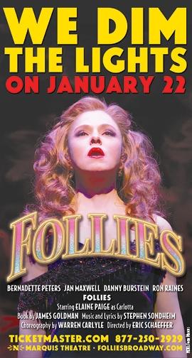 BWW Exclusive: FOLLIES Farewell Series - Bernadette Peters