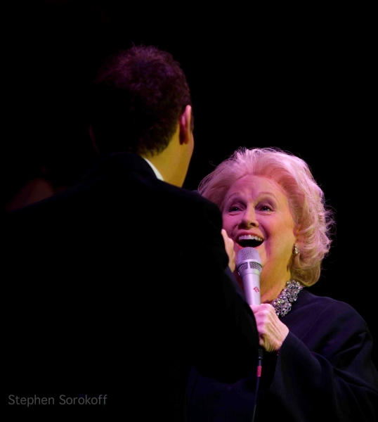 Photo Coverage: Michael Feinstein & Barbara Cook Play Feinstein's at Loews Regency