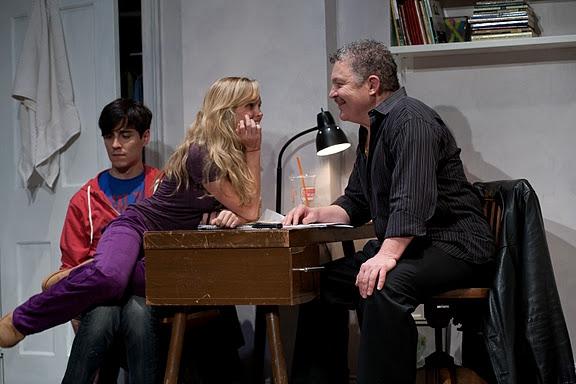 Michael Sazonov, Halley Wegryn Gross and  Sam Tsoutsouvas