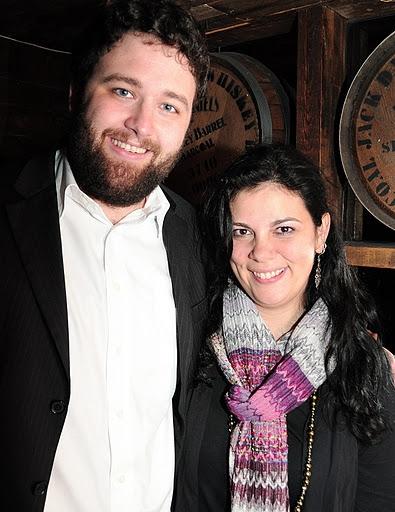 Samuel Brett Williams and Michole Biancosino Photo