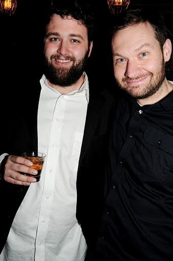 Samuel Brett Williams and Mark Armstrong Photo