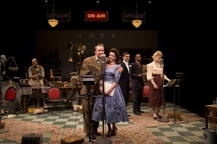 Photo Flash: Long Wharf's IT'S A WONDERFUL LIFE: A LIVE RADIO PLAY