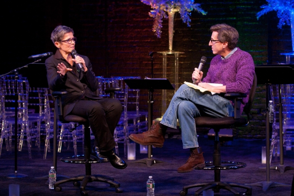 Photo Flash: Kate Clinton and Paul Rudnick Give STANDING ON CEREMONY Talkback