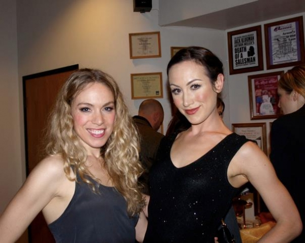Kristin D'Andrea Condon and Monica Schneider