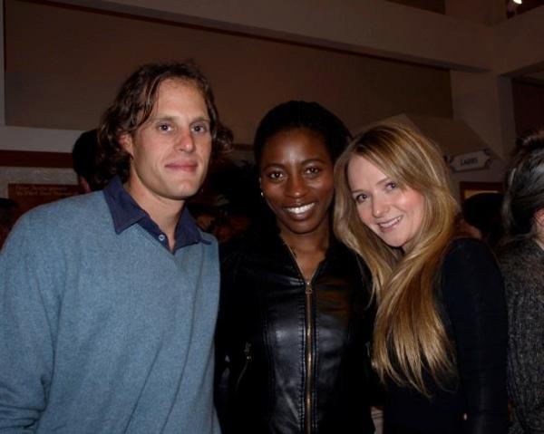 Brandon Breault, Ameenah Kaplan and Marissa Ingrasci Photo