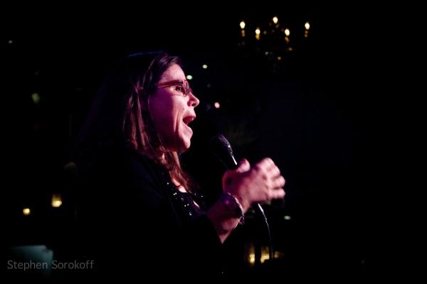 Gretchen Reinhagen at Metropolitan Room Hosts Appreciation Show
