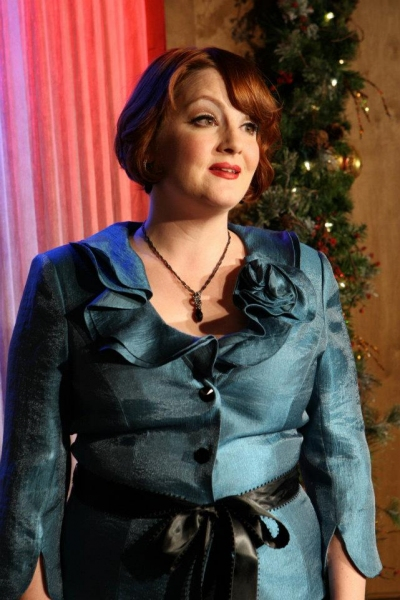 """Molly Hammer performs """"Grown-Up Christmas List"""" Photo"""