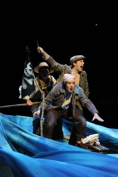 BWW Reviews: The Denver Center's THE ADVENTURES OF TOM SAWYER - Simply Magical