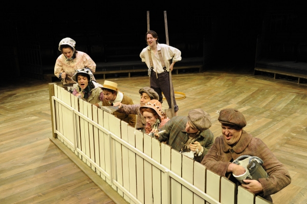 BWW Reviews: The Denver Center's THE ADVENTURES OF TOM SAWYER - Simply Magical