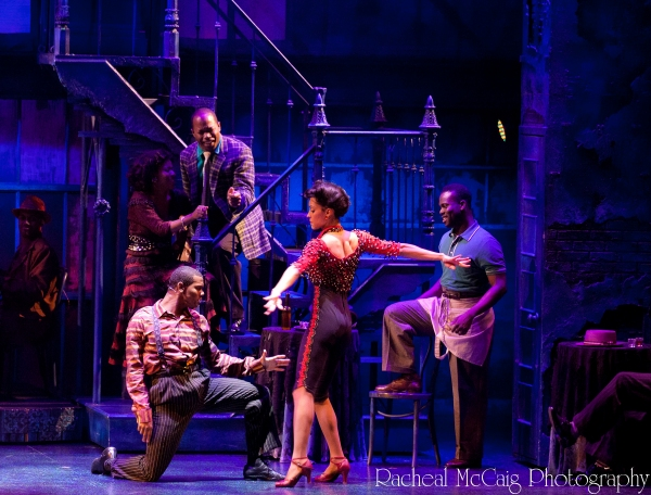 Photo Coverage: Opening Night of MEMPHIS in Toronto